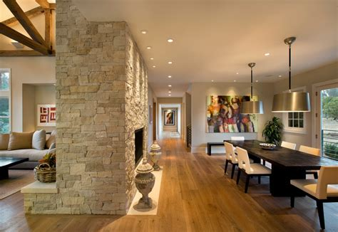 Eclectic Dining Room Tables dazzling double sided fireplace convention san francisco