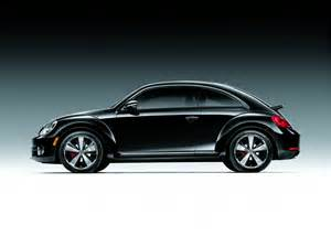 2012 vw beetle black turbo edition launches pre order program
