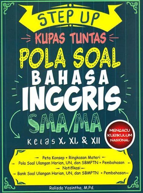 Buku Seru Step Up Kupas Tuntas Pola Soal Biologi Kimia Smp Kelas Vii bukukita step up kupas tuntas pola soal bahasa