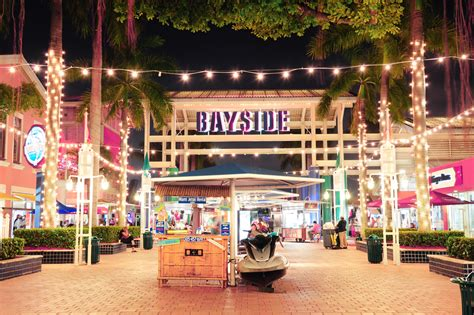 bayside marketplace miami florida great shopping in florida vine vera reviews and giveaways