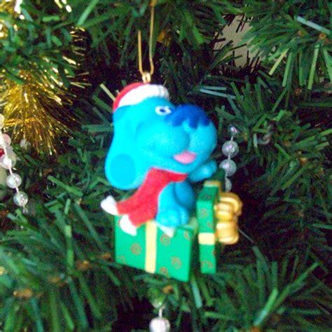 hallmark blues clues surprise package 2000 ornament