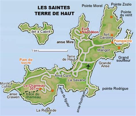 guadeloupe les Saintes terre de haut Antilles FWI informations vacances