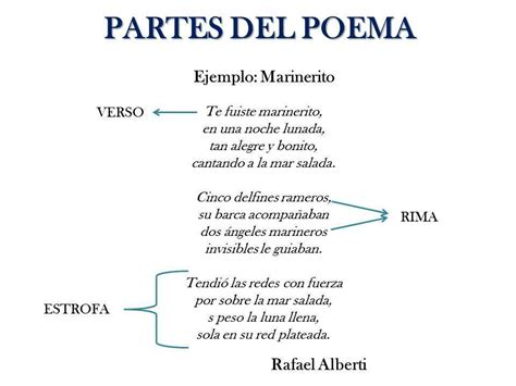 poema de 3 estrofas buscar un poema de 3 estrofas y 4 versos que tenga rimas