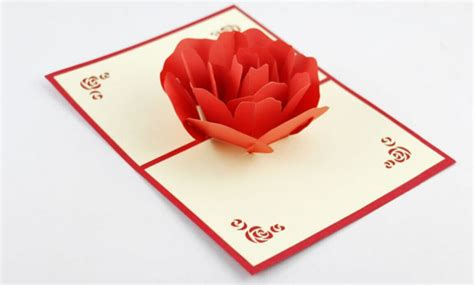 Handmade Pop Up Card - aliexpress buy pop up card 3d kirigami