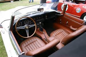 E Type Jaguar Interior 1967 Jaguar E Type Series I Roadster Interior