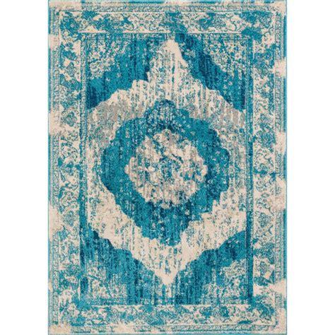 well woven sydney vintage sheffield blue 3 ft well woven sydney vintage berkshire distressed blue 3 ft 3 in x 4 ft 7 in modern medallion