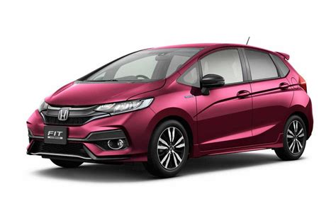 All New Honda Jazz 2018 by 2017 Honda Fit Jazz Revealed In Leaked Images