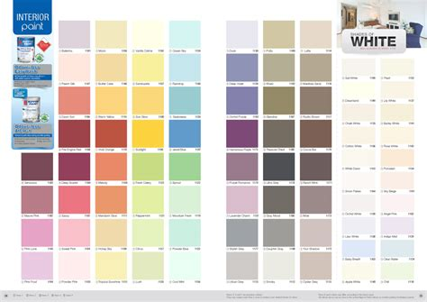 wall paint colors catalog odourless paints odour less easywash