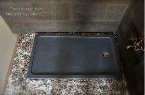 receveur de couleur receveur de en palaos granit taill 233 dans la masse 120x80cm
