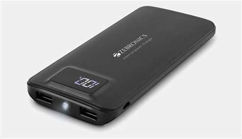 Powerbank Hippo 12000 zebronics zeb mc12000pd 11720 mah power bank price in india specification features digit in