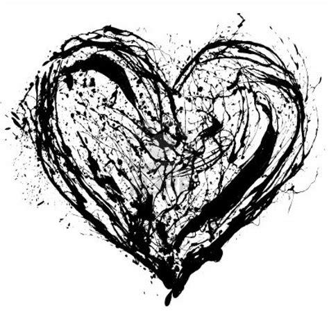 black heart flyingnotscreaming