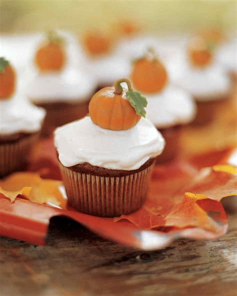cute desserts halloween cupcake recipes martha stewart