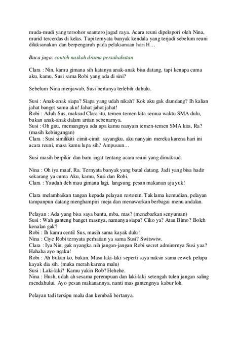 contoh naskah drama persahabatan 5 orang naskah drama singkat 5 orang perempuan znaniytutbrunathcol