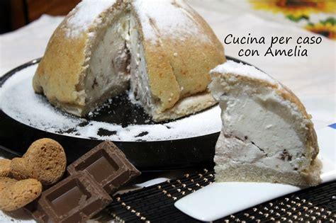 panna cucina bimby zuccotto panna e cioccolato bimby cucina per caso con amelia