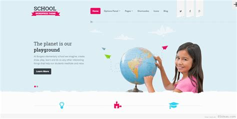 wordpress themes for house builders best children kids wordpress themes for school activities