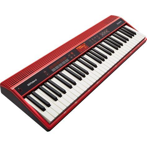 Keyboard Roland roland go go 61k creation keyboard go 61k b h photo