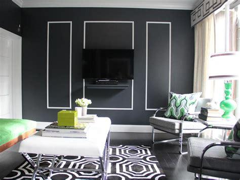 Deco Living Room deco living space photos hgtv