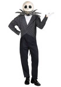 Jack Skellington Mask Jack Skellington Costume