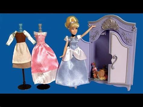 Cinderella Wardrobe by Princess Cinderella Mini Wardrobe Doll Playset Disneystore