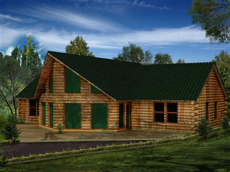 one story cabin plans one story log homes log home floor plans one story one