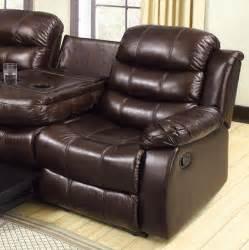 berkshire recliners berkshire sofa w center console