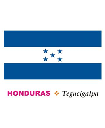 honduras flag coloring pages for kids to color and print