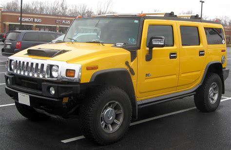 jeep hummer hummer h2