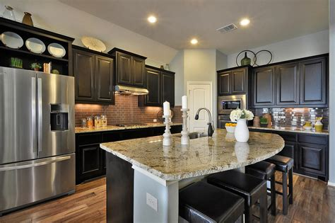 top  trends  espresso kitchen cabinets   roy