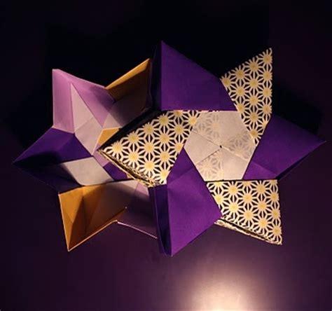 Robin Glynn Origami - origami maniacs origami 6 pointed box by robin glynn