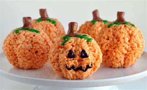 pumpkin treats 16 adorable pumpkin shaped treats for