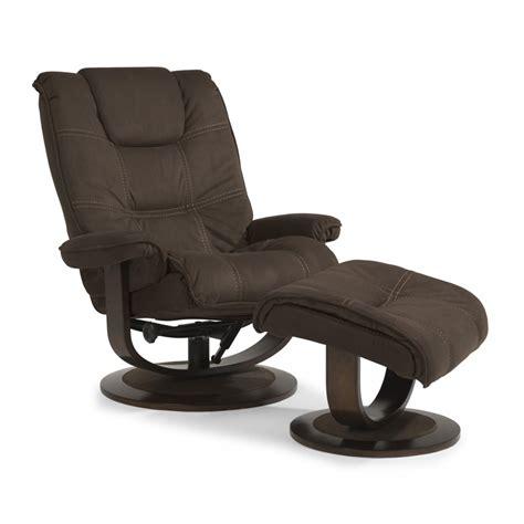 flexsteel chair and ottoman flexsteel 1456 co spencer fabric chair and ottoman