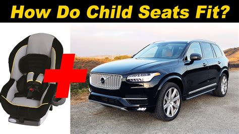 volvo xc child seat review youtube