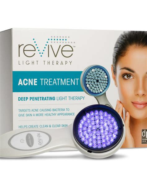 revive light therapy acne reviews acne revive light therapy