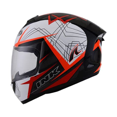 Helm Ink Cl Max 3 Jual Ink Cl Max 3 Helm White Fluo
