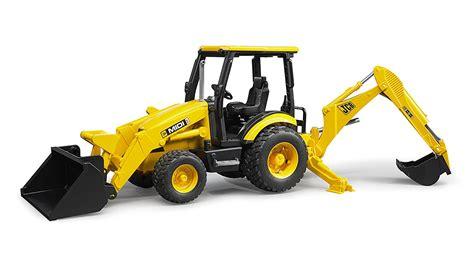 jcb painting bruder jcb midi cx backhoe loader 02427 bruder