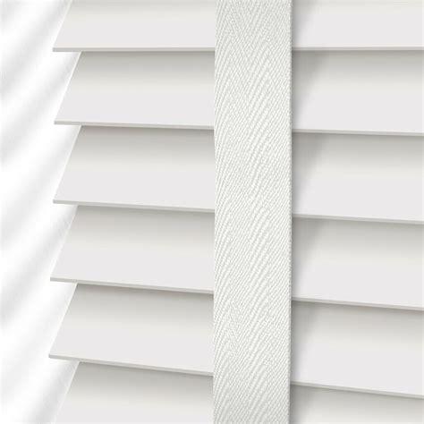 venetian blinds in soft white wood in cambridge