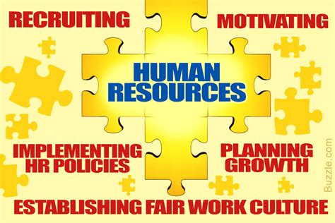 Human Resources 5 primary functions of human resource management