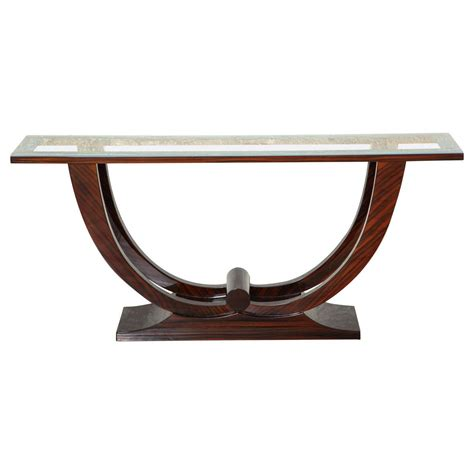 deco console table at 1stdibs