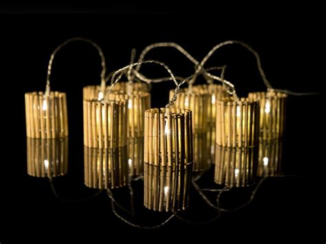 Bamboo Lantern Fairy Lights The Fairy Light Shop Lights And Lanterns