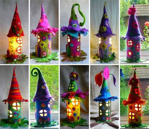 how to make a fairy house how to make paper roll fairy houses pictures photos and images for facebook tumblr