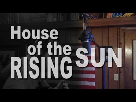 house of the rising sun cover house of the rising sun cover video sons of anarchy video