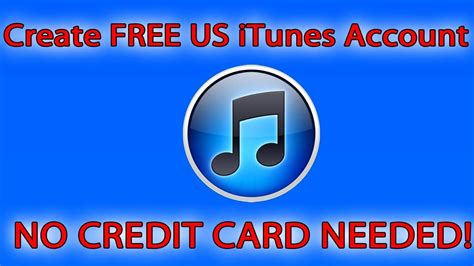 how to make account without credit card how to make a us itunes account without credit card