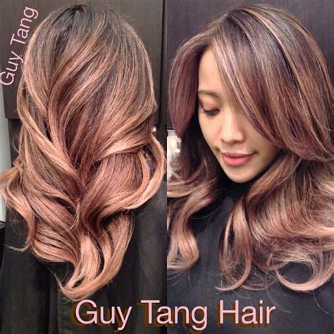 rose gold hair color trends i like rose gold hair fashionista in suburbia