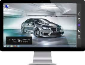 bmw cars theme for windows 7 and windows 10