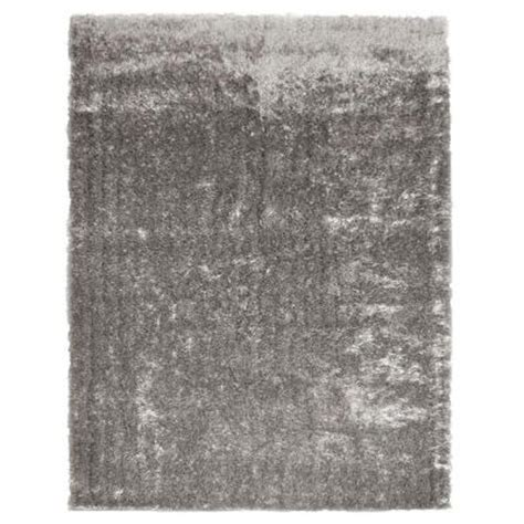 Reflections Area Rug by Lanart Silk Reflections Grey 9 Ft X 12 Ft Area Rug