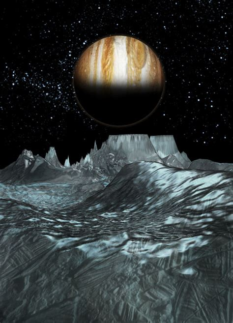 europa  support alien life forms study finds