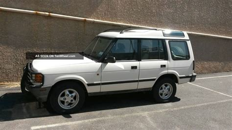 land rover 1996 discovery 1996 land rover discovery sd sport utility 4 door 4 0l