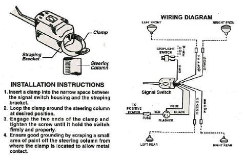 diagrams 714484 universal turn signal wiring diagram