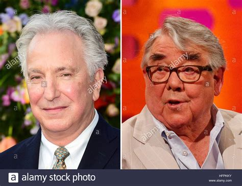 alfonso cuaron alan rickman alan rickman harry potter stockfotos alan rickman harry