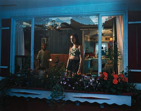 D Life Home Interiors Gregory Crewdson Untitled In Window From Twilight